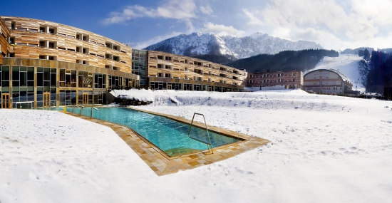 Carinzia_Hotel_im_Winter